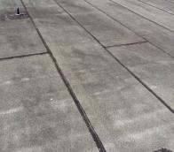 札幌市東区 屋外防水工事の様子