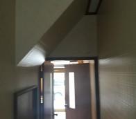 南区戸建 内装施工の様子