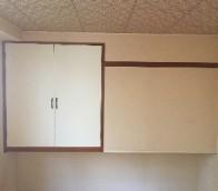 白石区のマンションの塗装工事の様子